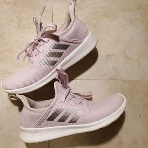ADIDAS PURE GIRL WOMANS CLOADFOAM SNEAKERS SIZE 6